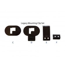 Legacy BT Intercom Mounting Clip