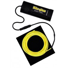 Unique Yellow Bike frame light - BIKEGLOW