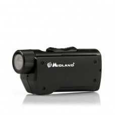 Midland XTC 270 action cam and housing
