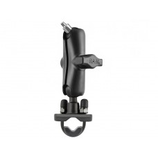 RAM Camera Thread Ball with U-Bolt Rail Handlebar Mount & Double Socket Arm