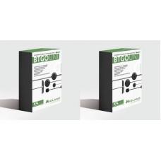 MIDLAND BT GO Universal Intercom (Pair) - 200m range, VOX control, Phone/GPS