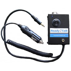 Plug-in Public Address / PA System for Van / Minibus / Coach - Ready2Talk