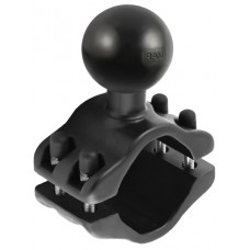 "RAM 2"" to 2.5"" Rail Clamp Base with 1.5"" Ball"