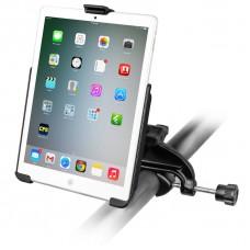 RAM iPad Mini 1-3 EZ-Roll'r Cradle with Yoke Clamp Mount