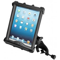 "RAM Universal Tab-Tite  Cradle for 10""Tablets with Yoke Clamp base"