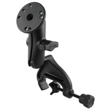 RAM Yoke Clamp Mount with Arm and Round Adapter