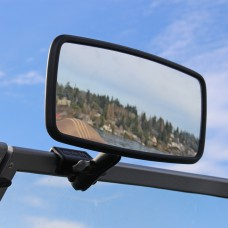 RAM - Waterski Mirror with Glare Shield Mount