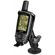 RAM Garmin Cradle - Astro 320, GPSMAP 62 / 64 with Flat Surface Mount