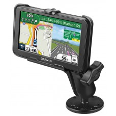 RAM Garmin Cradle - nuvi 50 / 50LM -  with Flat Surface Mount
