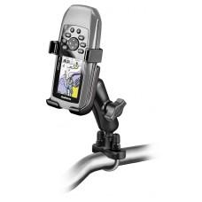 RAM Garmin Cradle - GPSMAP 73, 78, 78S, 78SC - handlebar U-Bolt Mount