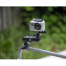 RAM Camera mount with U-Bolt Base for 12 to 32mm diameter bars