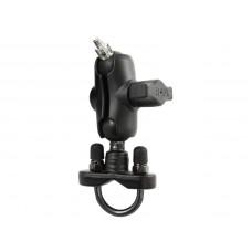 RAM Action Camera U-Bolt Handlebar Mount - 13-32mm diameter bars - Short Arm