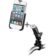 RAM handlebar mount for iPhone 4 & 4S