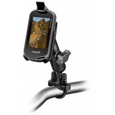 RAM Garmin Cradle - Approach / Oregon with U-Bolt Rail Handlebar Mount
