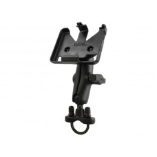 RAM Garmin Cradle - Nuvi with U-Bolt Rail Handlebar Mount