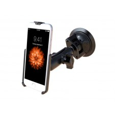 RAM iPhone 6 Plus / 7 Plus Cradle with Twist Lock Suction Cup Mount