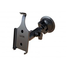 RAM iPhone 5C cradle with Twist Lock Suction Cup Mount