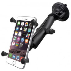 RAM X-Grip Universal SmartPhone Cradle with Suction Base & Long Arm