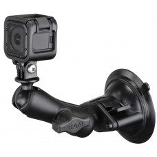 RAM Action Camera / GoPro Hero with Suction Cup Base