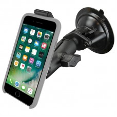RAM OtterBox uniVERSE Phone Case Cradle with Suction Cup Base