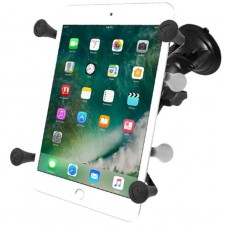 "RAM X-Grip Universal Cradle for 7""- 8"" Tablets with Twist Lock Suction Mount"