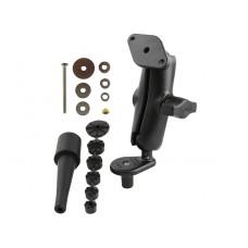 RAM Fork Stem Motorcycle Base w/ Arm and Adaptor