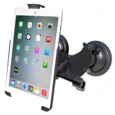 RAM iPad Mini 1-3 EZ-Roll'r Cradle with Dual Suction Cup Mount  & Retention Knob