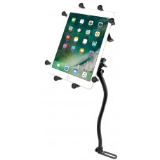 "RAM X-Grip Universal Cradle for 10"" Tablets with Pod No-Drill Vehicle Mount"