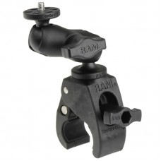 RAM Camera Post / Round Base with Tough Claw for Handlebars / Rails