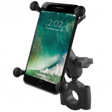 RAM X-Grip Universal Phablet Cradle with Torque Base (28 - 38mm bars)