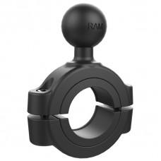 "RAM Handlebar Torque Clamp - larger bars 28.5-38mm diameter - B Series 1"" Ball"