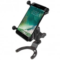 RAM X-Grip Universal - Large phones / phablets with Fuel Tank Motorcycle Mount