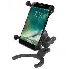 RAM X-Grip Universal Phablet Cradle with Fuel Tank Motorcycle Mount (large)