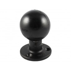 "RAM Round Base (93.5mm Diameter ) with 3.38"" (E Size) Ball"