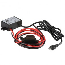 GDS 10-50V DC to 5V DC Step Down Converter Charger with Male Micro-B USB Connect