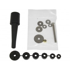 RAM Fork Stem Mount Hardware Pack with Rubber Expansion Plug