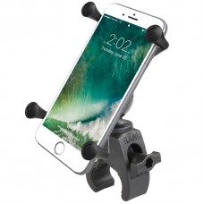 RAM X-Grip Universal large phone / phablet cradle with Small Tough-Claw base