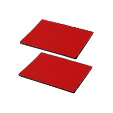 Spare self adhesive plate for RAM power plates
