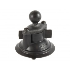 """RAM Suction Cup Base - 82mm Diameter with Ball - B Series (1"""") - Composite"""