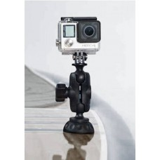 RAM Action Camera / GoPro mount for surfboards /SUP / leash plugs
