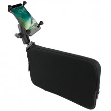RAM X-Grip Universal Cradle for Phablets with Tough-Wedge Vehicle Mount