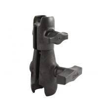 "RAM Swivel Double Socket Conversion Arm - Composite for 1"" & 1.5"" Balls"