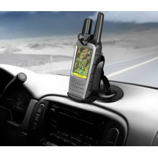 RAM Garmin Cradle - Rino 610, 650 & 655t with Lil Buddy Adhesive Mount